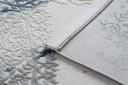 DYWAN VALENCIA 80x150 ORIENT akryl szary #AT2191 Rodzaj wycinany