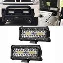 Zestaw 2 x Halogen lampa robocza LED - 120W 10-48V Przeznaczenie do traktorów