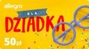 Karta Podarunkowa Dla Dziadka - 50 zł