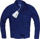 WRANGLER koszula slim BLUE DEPTHS grantowa XL Rodzaj kołnierzyka kołnierzyk