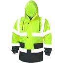 куртка рабочая ?????????? зимняя светоотражающая XL