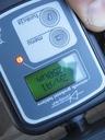 Miernik, tester grubości lakieru GL-2+ Informacje dodatkowe podświetlany wyświetlacz automatyczne wyłącznie