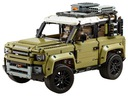 LEGO TECHNIC Land Rover Defender 42110 Liczba elementów 2573
