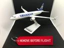 Модель самолета BOEING 737-MAX RYANAIR (1:200) доставка товаров из Польши и Allegro на русском