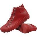 Trampki Big Star damskie czerwone buty EE274112 39 Długość wkładki 24.5 cm
