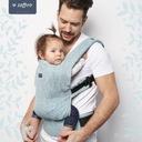 Nosidełko Zaffiro CITY do noszenia dzieci Maksymalna waga dziecka 18 kg