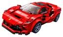 LEGO SPEED CHAMPIONS Ferrari F8 Tributo 76895 Seria brak