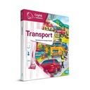 Transport Interaktywna mówiąca książka ISBN 9788394774653