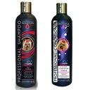 шампунь для Йорков + кондиционер для Волос Йорков.