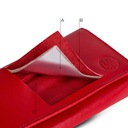 Skórzany portfel damski Garbarnia Praska mały RFID Wielkość mały