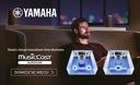 Zestaw Yamaha RX-A2080 + B&W M1 + B&W PV1D Moc wyjściowa (RMS) 170 W