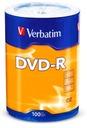 Płyty VERBATIM DVD-R 4,7GB Cake 50 + marker Promoc Rodzaj nośnika DVD-R
