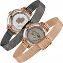 Zegarek męski Giacomo Design GD09 4 WZORY! Cechy dodatkowe nie zawiera niklu bransoleta mesh