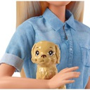 Mattel - Zestaw Barbie w podróży Ken i Chelsea Marka Barbie