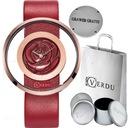 Zegarek damski Ruben Verdu Róża wyjątkowy Grawer