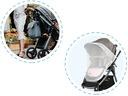 WÓZEK 3w1 Lionelo Greet Spacerówka Nosidełko Akcesoria w zestawie Torba do wózka Adaptery do fotelika Moskitiera
