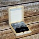 Whisky stones zestaw kamieni w drewnianym pudełku Waga (z opakowaniem) 0.3 kg