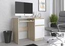 Мебель письменный Стол, компьютер, журнальный столик 90см сонома микс N33