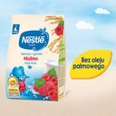 NESTLE Kaszka mleczno-ryżowa malina 230g Marka Nestle