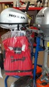 SILNIK ZABURTOWY HONDA BF20 SHSU rozrusznik raty0% Waga (z opakowaniem) 58 kg