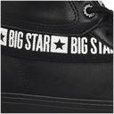 Big Star trampki damskie czarne EE274355 37 Oryginalne opakowanie producenta pudełko