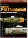 Republic P-47 D Thunderbolt - Кагеро Topdrawings доставка товаров из Польши и Allegro на русском