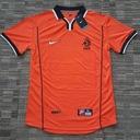 Koszulka Reprezentacji HOLANDII MUNDIAL1998 - r. L Właściwości oddychające