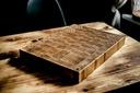 Kuchenna drewniana deska do krojenia serwowania