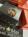 Pierścionek damski złoty pr. 585 (HB12376)