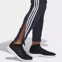 ADIDAS spodnie dresy rurki zwężane czarne S Wzór dominujący bez wzoru