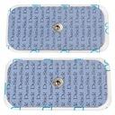 Elektrody Compex Cefar 5x10cm 1 klips - niebieski