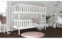 кровать кровать Немо белое + матрасы