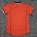 Koszulka Reprezentacji HOLANDII MUNDIAL1998 - r. L Dekolt kołnierzyk
