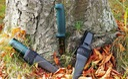 Nóż z pochwą turystyczny Hultafors OK1 Materiał głowni stal