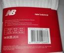 Skarpetki New Balance 43-47 białe Kolor biały