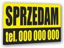 Baner Reklamowy Sprzedam DOM/Działkę/Mieszkanie