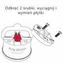 AnySharp | Сменные плитки Ostrzące | Оригинальные