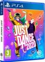 JUST DANCE 2020 PS4 +Frozen NOWA - FOLIA - PŁYTA
