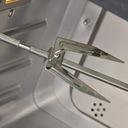 PIEKARNIK PAROWY ZABUDOWY WOLNOSTOJĄCY GPP-400 40L Funkcje funkcja pary grill podtrzymywanie ciepła programy automatyczne rożen obrotowy rozmrażanie szybkie nagrzewanie termoobieg