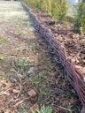 EKO palisada wiklinowa,płotek 20 szt 100x20 cm Kod produktu 111