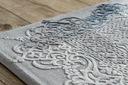 DYWAN VALENCIA 80x150 ORIENT akryl szary #AT2191 Grubość 13 mm