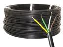 Kabel do urządzeń elektron. info LIYY 4x0 .35mm2