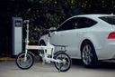 Rower elektryczny składany składak Airwheel R5 Akumulator litowo-jonowy