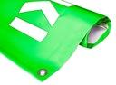 Banery Reklamowe Baner Reklamowy 1m2 + Projekt