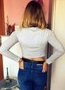 TOP topik bluzka krótka 3 kolory długi rękaw XS/S Marka inna
