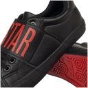 Trampki damskie Big Star czarne buty EE274037 37 Kolor czarny