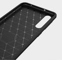 Etui KARBON do Xiaomi Mi9 | PANCERNE + SZKŁO Materiał tworzywo sztuczne
