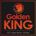 HIT! Gilzy papierosowe GOLDEN KING tutki 1000 szt EAN 5902768358650