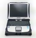 PANASONIC TOUGHBOOK CF-19 * 8GB * 128GB SSD Taktowanie maksymalne procesora 3.2 GHz