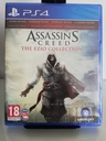 ASSASSIN'S CREED THE EZIO COLLECTION PL PS4 NOWA Wersja gry pudełkowa